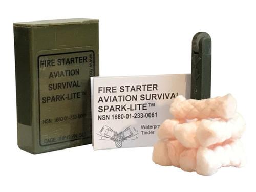 Spark-Lite Fire Starter (SL-FS)