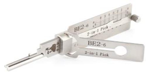 Lishi Tool BE2-6