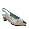 Thierry Rabotin Florin 3111 Gold angle view - Hanig's Footwear
