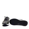 Mephisto Karin Graphite sole view - Hanig's Footwear