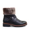 Regarde le Ciel Nika-18 Black side view - Hanig's Footwear