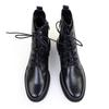 Regarde le Ciel Payton Black top view - Hanig's Footwear