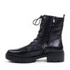Regarde le Ciel Payton Black inside view - Hanig's Footwear