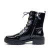 Regarde le Ciel Payton-09 Black Patent inside view - Hanig's Footwear