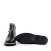 Regarde le Ciel Vivian-05 Black Leather sole view - Hanig's Footwear
