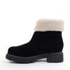 La Canadienne Abba Black inside view - Hanig's Footwear