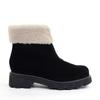 La Canadienne Abba Black side view - Hanig's Footwear