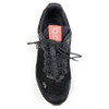 On Running Mens Cloudventure Black top view