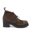 Thierry Rabotin Zinco 7902 Brown Cleo side view - Hanig's Footwear