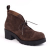 Thierry Rabotin Zinco 7902 Brown Cleo angle view - Hanig's Footwear