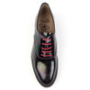 Wonders A-9304 tartan top view - Hanigs Footwear