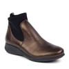 Hirica Sacha Bronze angle view - Hanig's Footwear