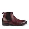 Sturlini 8463 Bordo Red side view - Hanig's Footwear