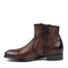 Sturlini 8904 Brown inside view - Hanig's Footwear
