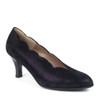Beautifeel Cerise Black angle view - Hanig's Footwear