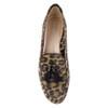 Beautifeel Chloe Leopard Print top view - Hanig's Footwear