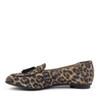 Beautifeel Chloe Leopard Print inside view - Hanig's Footwear