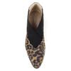 Beautifeel Gia Leopard Print top view - Hanig's Footwear