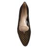 Beautifeel Mystique Bronze Print top view - Hanig's Footwear