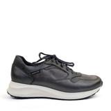 Mephisto Karin Graphite side view - Hanig's Footwear