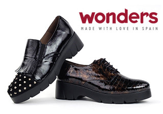 ​The Wonderful World of Wonders Footwear