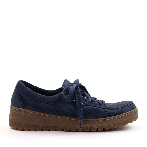 Mephisto Lady 3185 jeans side view - Hanigs Footwear