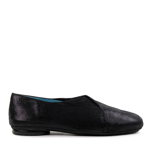 Thierry Rabotin Geranium 2275 Black Vogue side - Hanig's Footwear