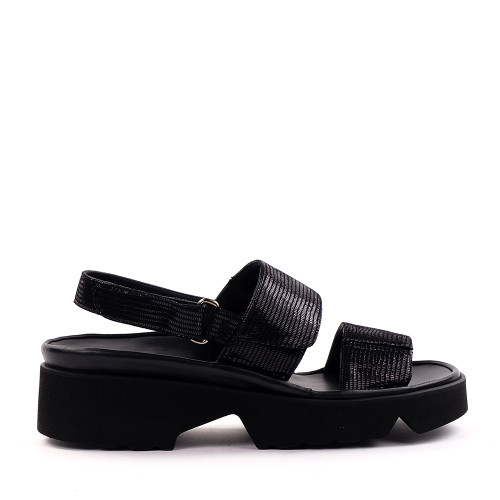 Thierry Rabotin 1332 Barton Black Sahara side view - Hanigs Footwear