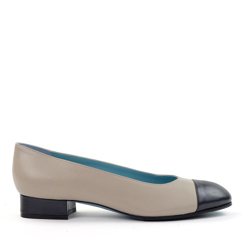 Thierry Rabotin Egle 1037 Beige side view - Hanig's Footwear