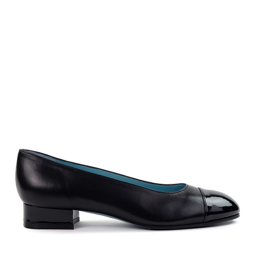 Thierry Rabotin Egle 1037 Black side view - Hanig's Footwear