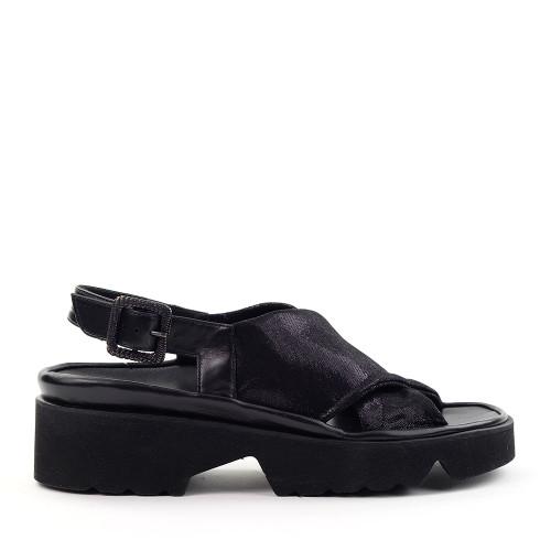 Thierry Rabotin Willis 1348H Black Vogue side view - Hanig's Footwear