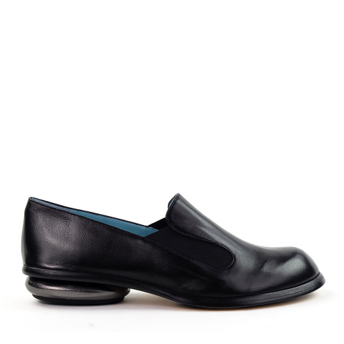 Thierry Rabotin 6503 Black side view - Hanig's Footwear