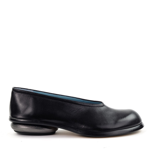 Thierry Rabotin Marzia 6500 Black side view - Hanig's Footwear