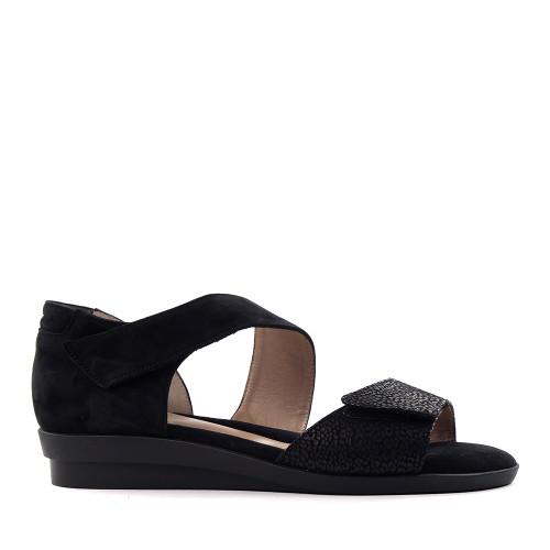 Beautifeel Dita Black side view — Hanigs Footwear