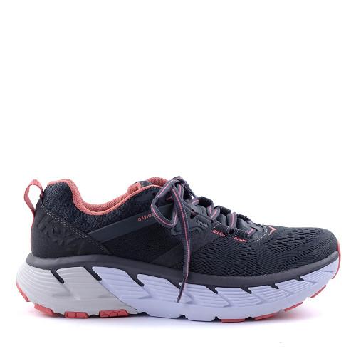 Hoka One One Clifton 6 Dark Shadow Womens side view - Hanig's Footwear