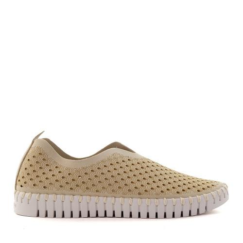 Ilse Jacobsen Tulip off white side - Hanigs Footwear