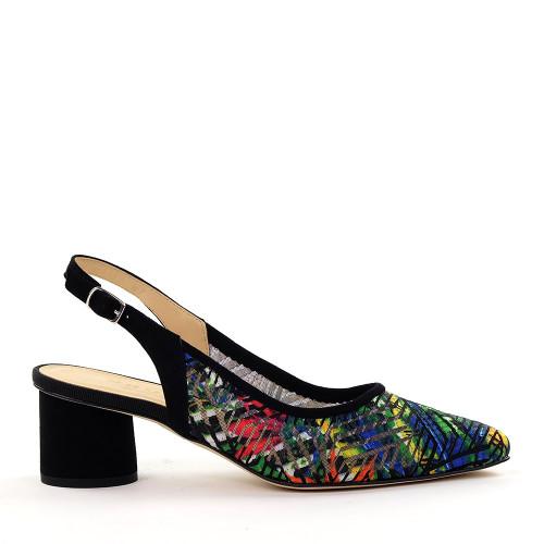 Brunate 50823 Rete Tropic side view - Hanig's Footwear