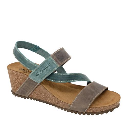 Sabatini 4352 jeans angle - Hanig's Footwear