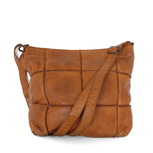 Gianni Conti 4253372 Bag in tan view - Hanig's Footwear