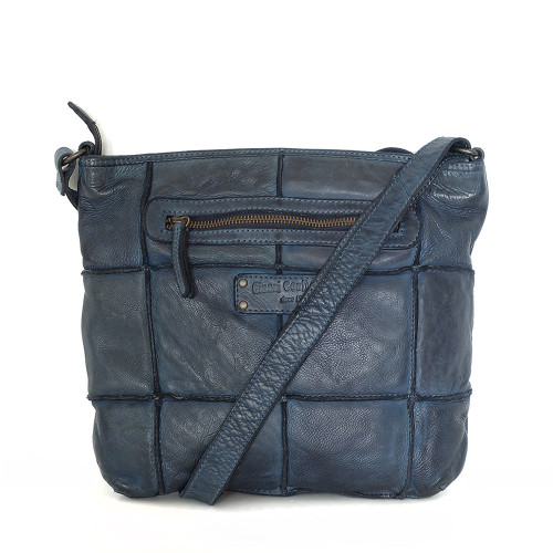 Gianni Conti 4253372 Bag in blue view - Hanig's Footwear