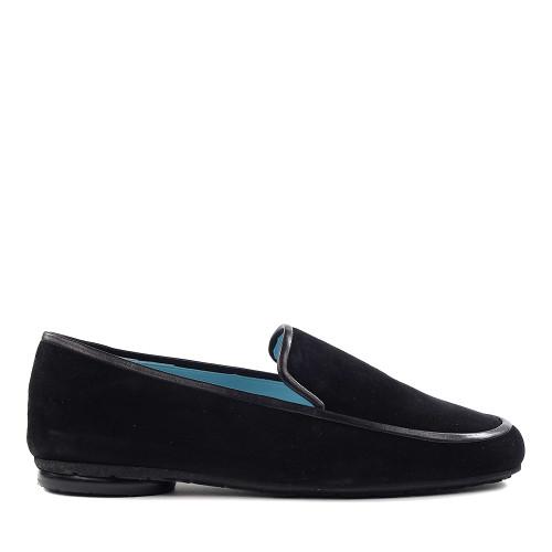 Thierry Rabotin Gabriella 1533 Black side view - Hanig's Footwear