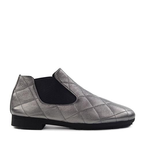 Thierry Rabotin Gezana 2283 Silver side view - Hanig's Footwear