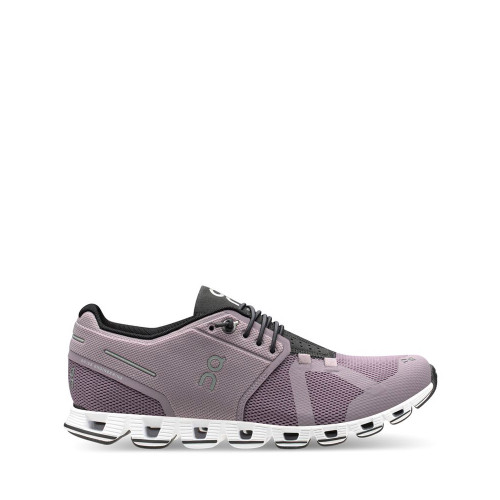 ON Running Cloud Lilac Women's side view | Hanig's Footwear