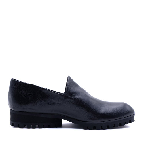 Thierry Rabotin Mery 6509 Black  side view - Hanig's Footwear