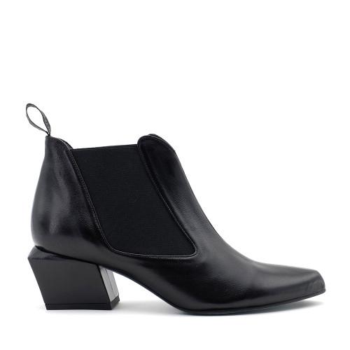 Thierry Rabotin Mangoro C6808 Black side - Hanig's Footwear