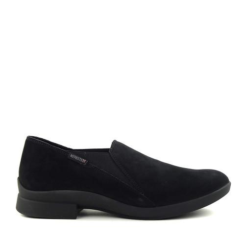 Mephisto Sirina 6900 Black side view - Hanig's Footwear