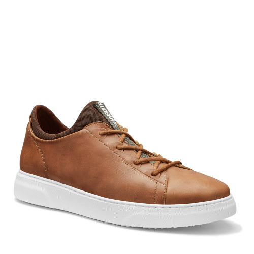 Samuel Hubbard Fast Tan Angle - Hanig's Footwear