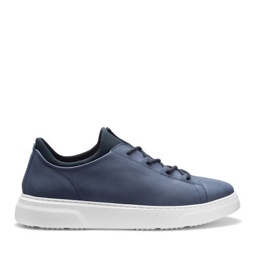 Samuel Hubbard Flight Jet Blue Side - Hanig's Footwear