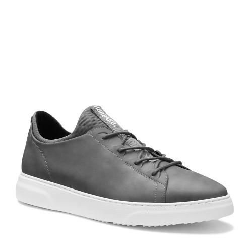Samuel Hubbard Flight Aircraft Gray Angle - Hanig's Footwear