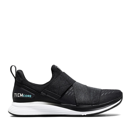 TIEM Shoes Womens training shoe Latus side view - Hanig's Footwear